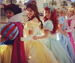 cosplay, disney, and princess image