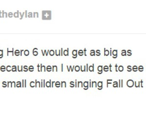 fall out boy, frozen, and funny image