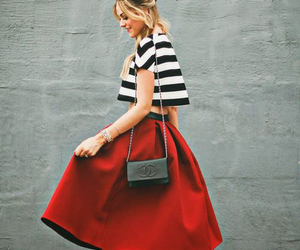 skirt and fashion image