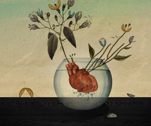 heart and art image