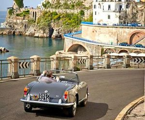 italy, travel, and car image