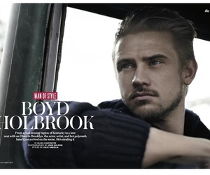 actor, boyd holbrook, and american fashion model image