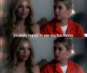 Mona as Ali or herself? 😂😂😂