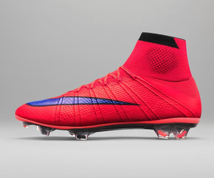 cleats, futbol, and soccer image