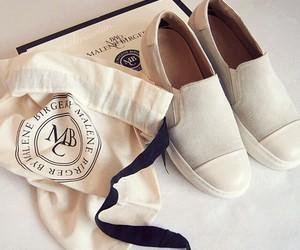 fashion, malene birger, and shoes image
