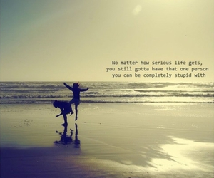 friends, quote, and life image
