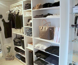 clothes, closet, and style image