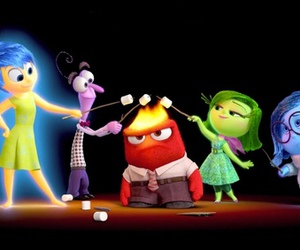 inside out, sadness, and anger image