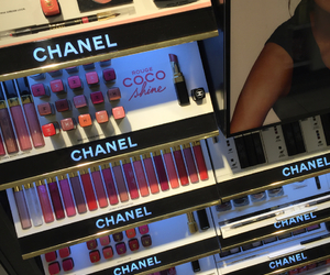 chanel, coco chanel, and face image