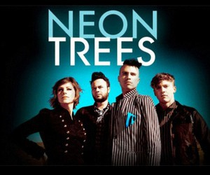 banda, neon trees, and electronica image