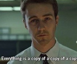 copy and fight club image