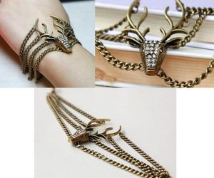 beautiful, bijoux, and bracelet image