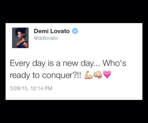 demi lovato, new music, and lovatics image