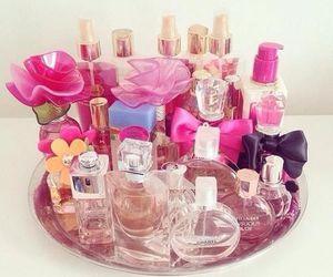 make up and parfume image