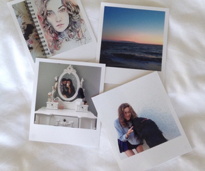 beach, indie, and photography image