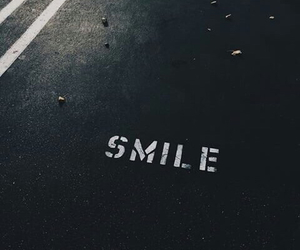 smile, grunge, and quotes image