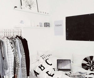 bedroom, decor, and roomdecor image