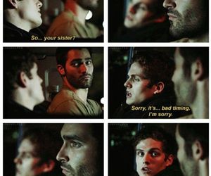 teen wolf, isaac lahey, and derek image