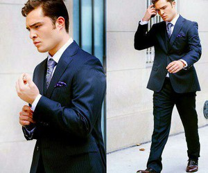 Hot, chuck bass, and classy image