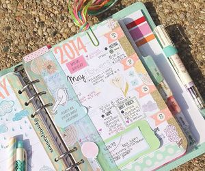 planner pages image