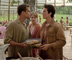 insurgent, boy, and four image