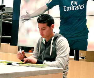 Colombian, james rodriguez, and adidas image