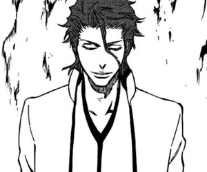 bleach, manga, and aizen image