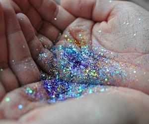 glitter and make a wish image