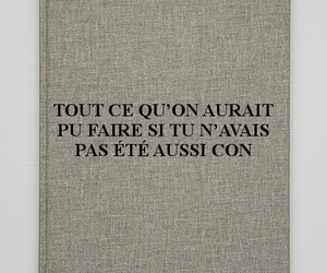 french, book, and con image