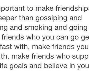 deeper, friendship, and goals image