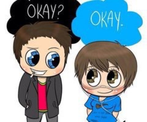 movie, okay, and the fault in our stars image