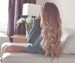 beautiful, blond, and grunge image