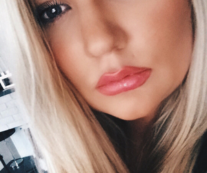 blondie, makeup, and kyliejennerlips image