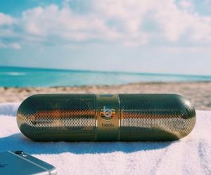 beach, beats, and fresh image