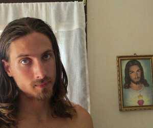 jesus, funny, and lol image