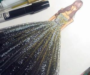 beautiful, fashion, and art image