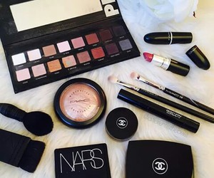 fashion, mac, and makeup image