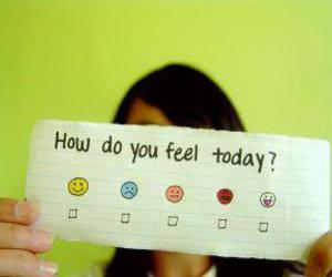 feel, happy, and today image