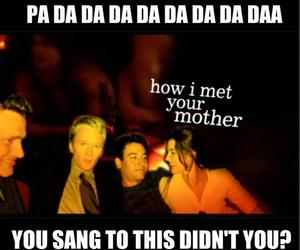 how i met your mother, friends, and quote image