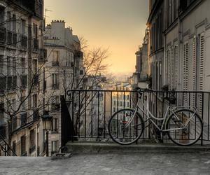 paris and bike image