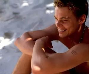 beach, Hot, and boy image