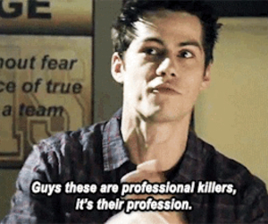 funny, dylan o'brien, and killer image