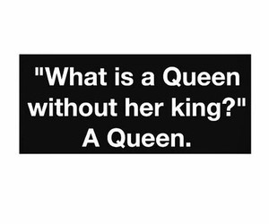 Queen and king image
