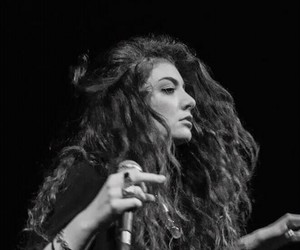 lorde, singer, and beautiful image