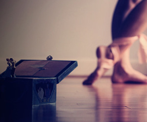 ballet, dance, and music box image