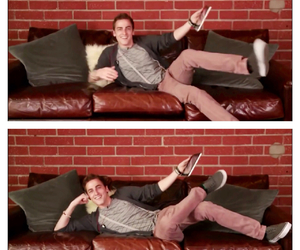 funny, kendall schmidt, and big time rush image