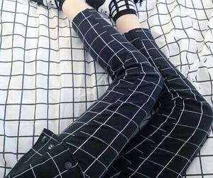 grunge, black, and adidas image