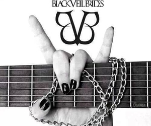 black veil brides, bvb, and rock image
