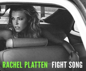 black and white, rachel platten, and blonde image