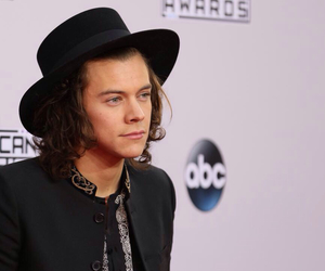 hat, styles, and Harry Styles image